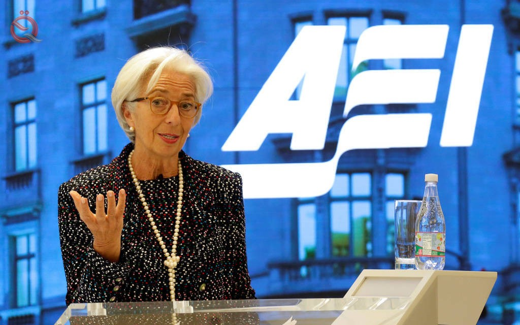 Christine Lagarde: The world needs to increase spending to meet growth goals 10159