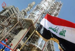 Iraq exports 106 million barrels a month revenues of about 8 billion dollars 10785
