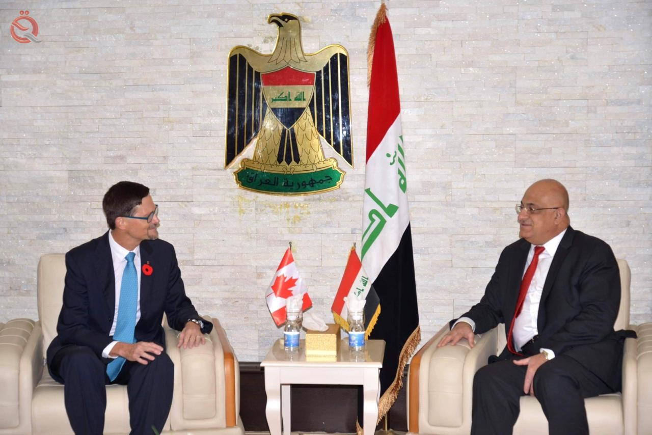 Iraq calls on Canadian companies to enter investment projects 11142