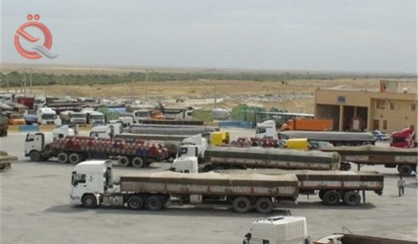 Iran to export goods to Iraq more than 387 million dollars through the port of Oran 11190
