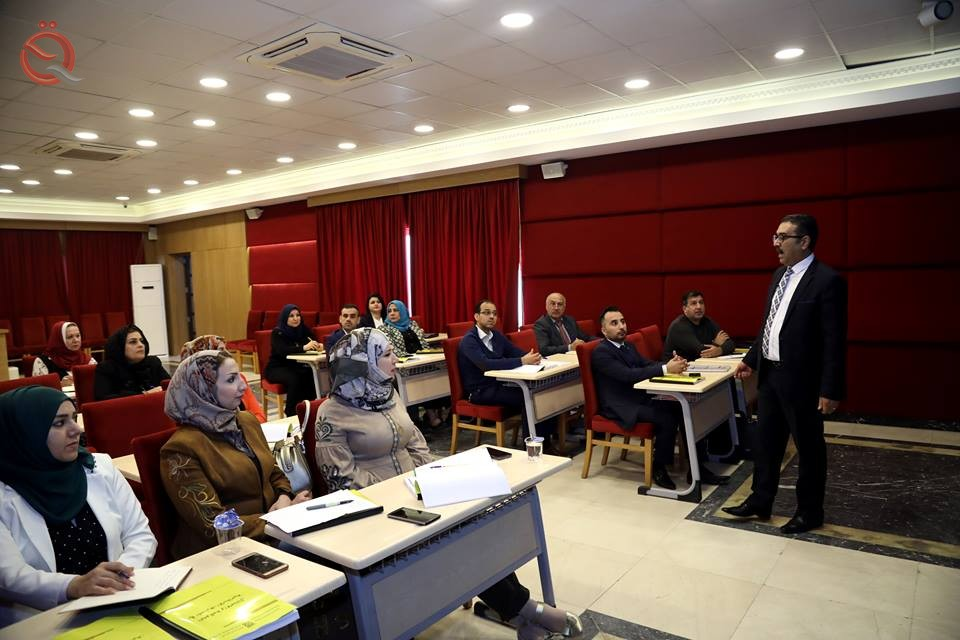 The Association of Iraqi Private Banks holds the course of Islamic Specialist in Governance and Compliance 11404