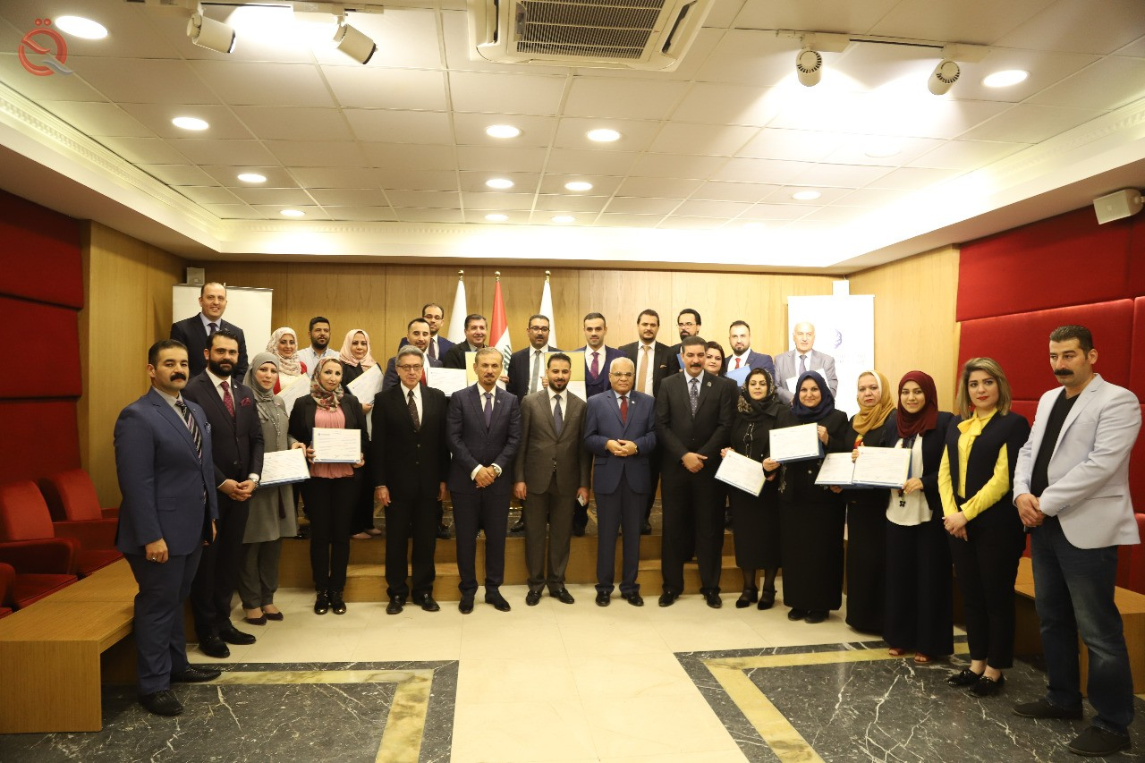 "Association of Banks concludes the course of the ""Certificate of Islamic Specialist in Governance and Compliance"" 11521"