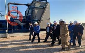 Iraq plans to increase gas production associated with oil in the southern fields 11533