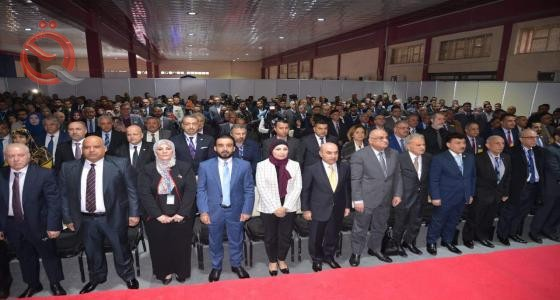 Baghdad International Fair hosts conference on reconstruction and restoration of damaged monuments in Iraq and Syria 11635