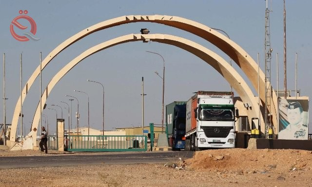 Jordan and Iraq meet Saturday to determine the date for the introduction of trucks directly within Iraqi territory 11956