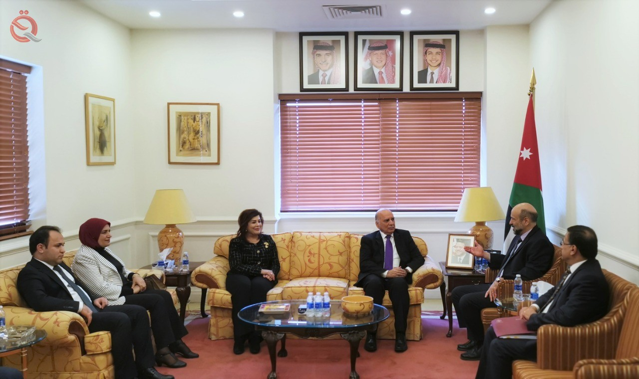 The Minister of Finance assured the Jordanian Deputy Prime Minister of the importance of investment and joint cooperation 12014