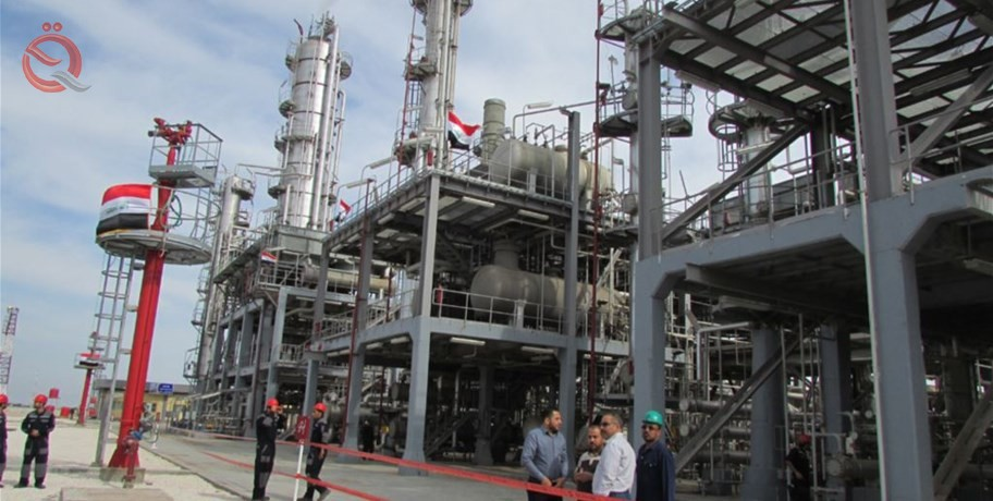 Iraq approves huge Japanese loan to develop oil refinery 12067
