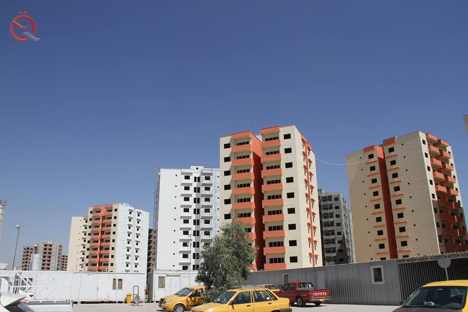 Baghdad Investment announces the distribution of the second installment of housing units at the Flower Complex 12081