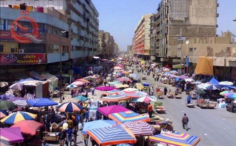 The cost of living in Baghdad is lower than New York by 54.65% 12211
