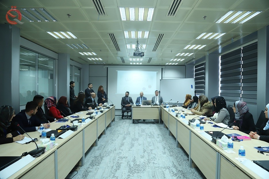 """Association of Iraqi Private Banks Holds the """"Senior Office Management"""" 12237"""