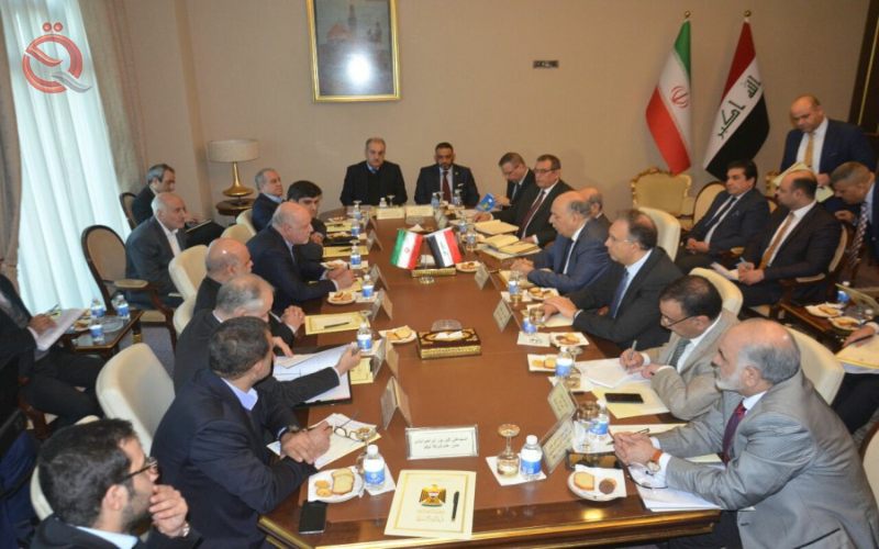 The start of bilateral talks between the oil minister and his Iranian counterpart 12287