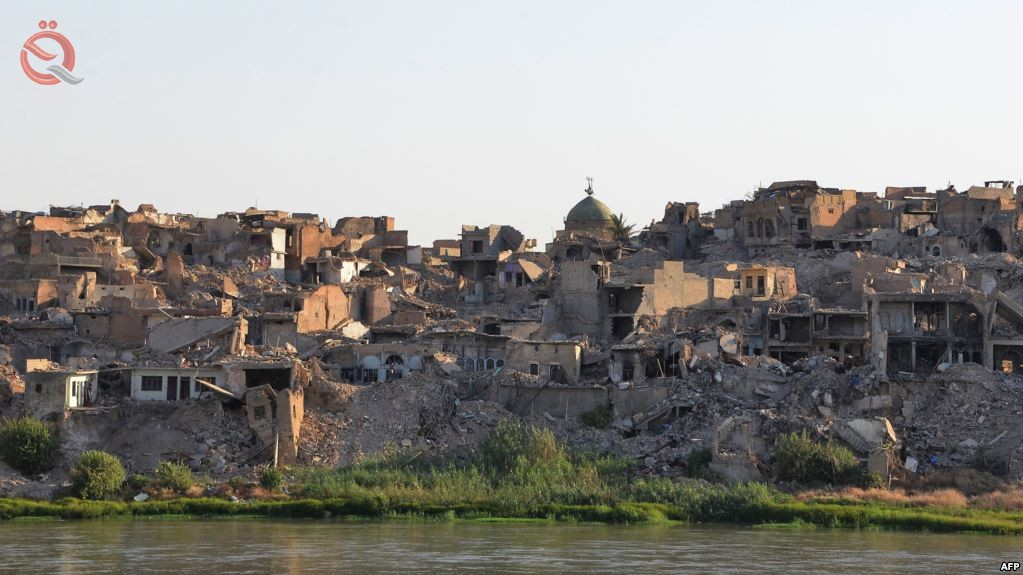 An international organization recognizes the difficulty of reconstructing Mosul 12381