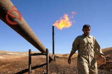 Expectations of high oil production in Kurdistan 12393