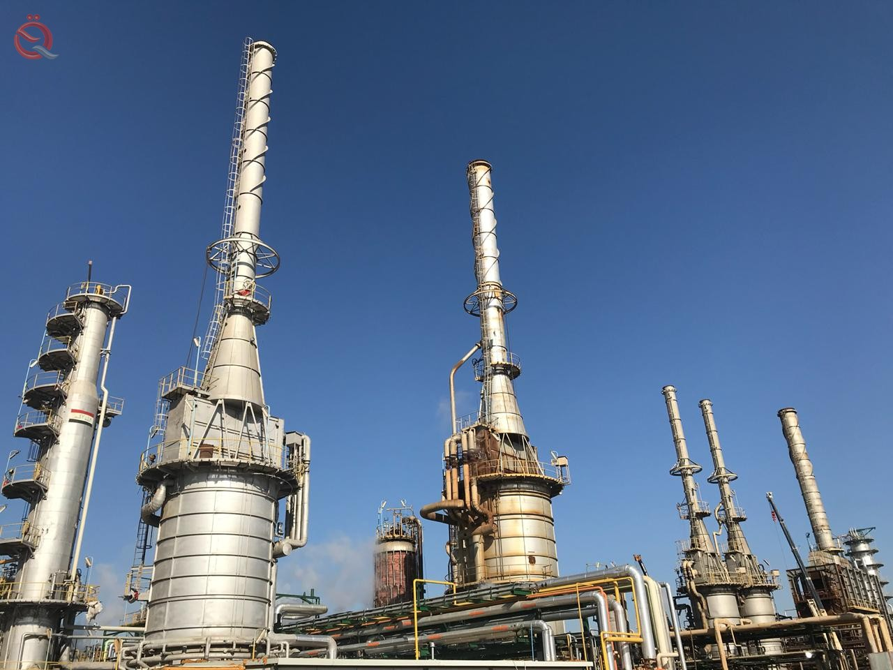 Oil announces improved gasoline production from Baiji refinery 12586