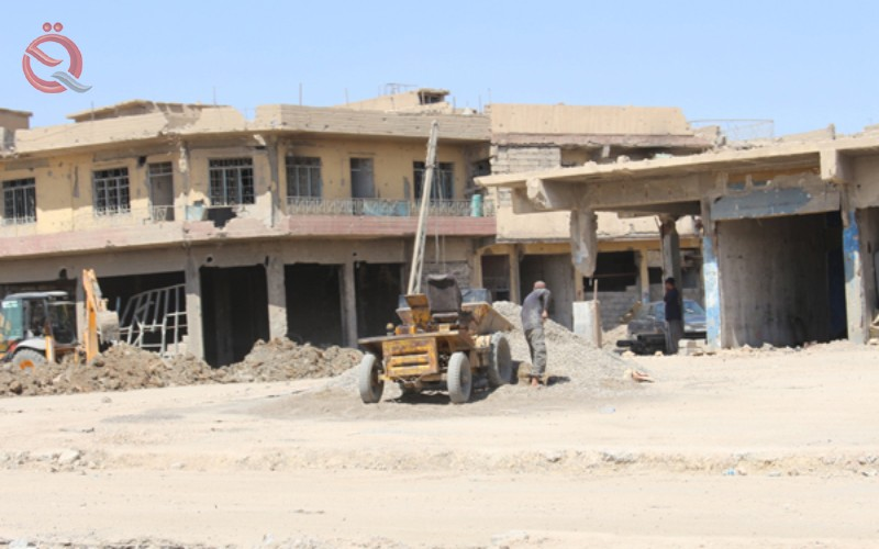 Nineveh: Completion of the construction of 1000 housing units and low cost 12750