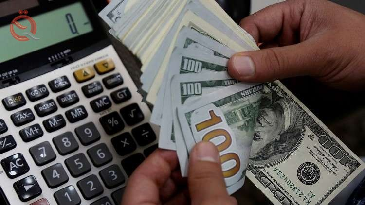 The rise in the dollar exchange rate in Baghdad 13022