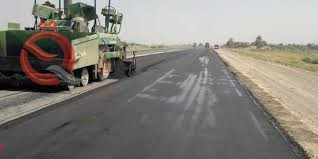 Directing the rehabilitation of an international road between Iraq and Saudi Arabia by more than 23 billion dinars 13072