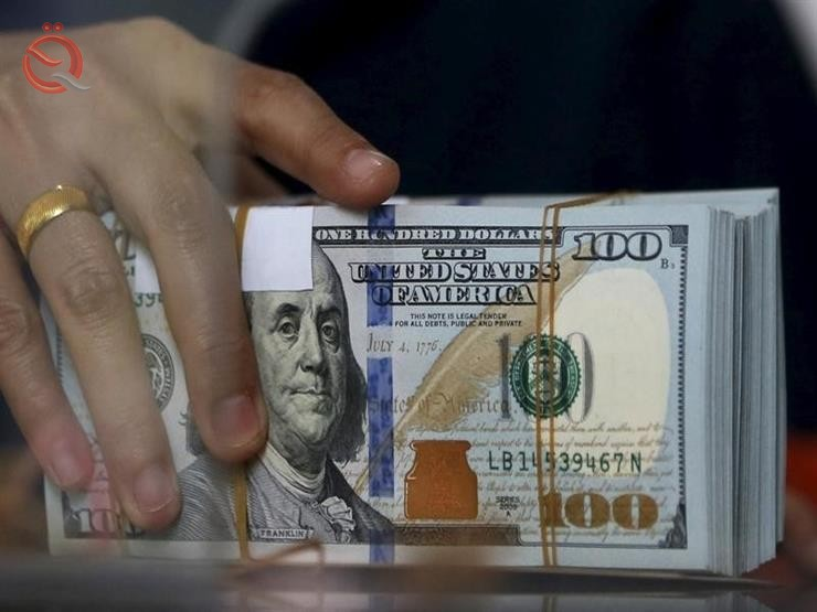 A slight rise in the exchange rate of the dollar against the dinar 13094