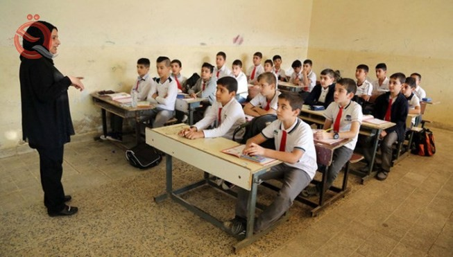 Diyala Education announces the start of distributing the salaries of the newly recruited 13148