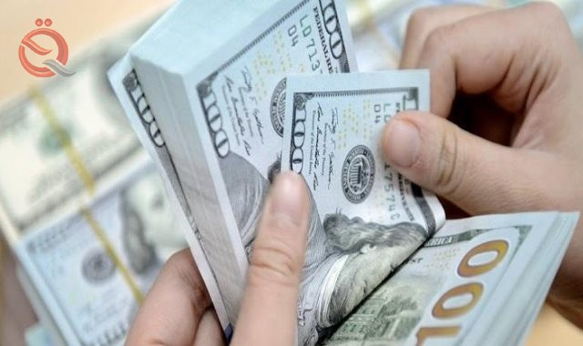 The rise in the dollar against the dinar 13158