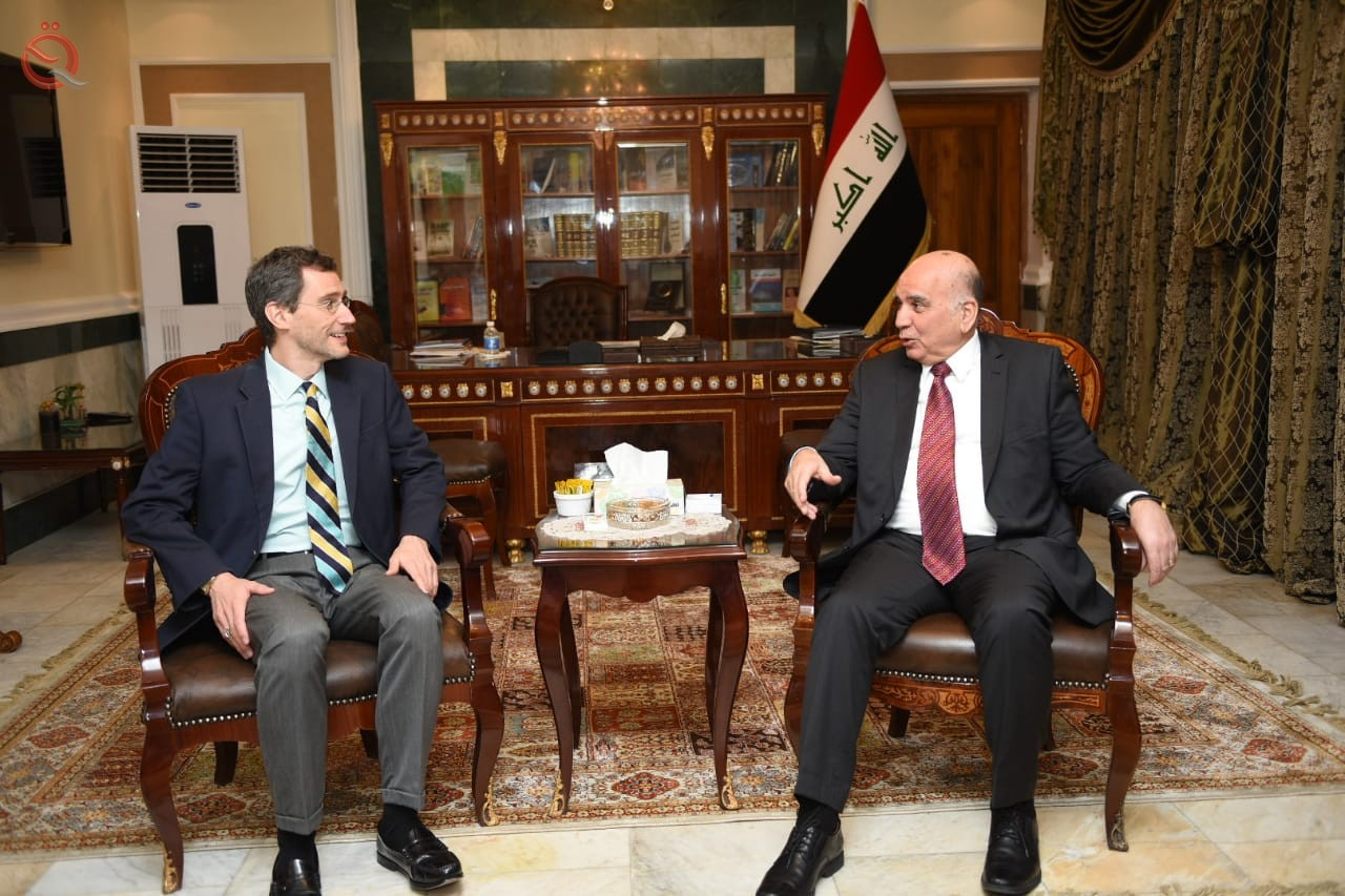 Iraq seeks to activate the strategic framework agreement in the field of trade and investment 13274