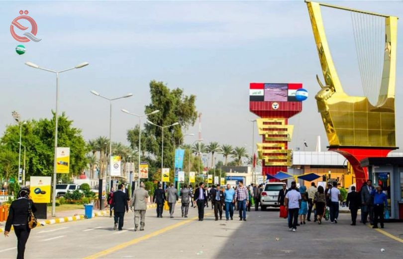 Official: 60 Egyptian companies participating in the exhibition of economy and investment in Iraq 13312