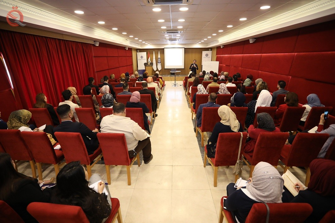 Association of Iraqi Private Banks organizes a workshop «Analysis of Financial Statements» 13577