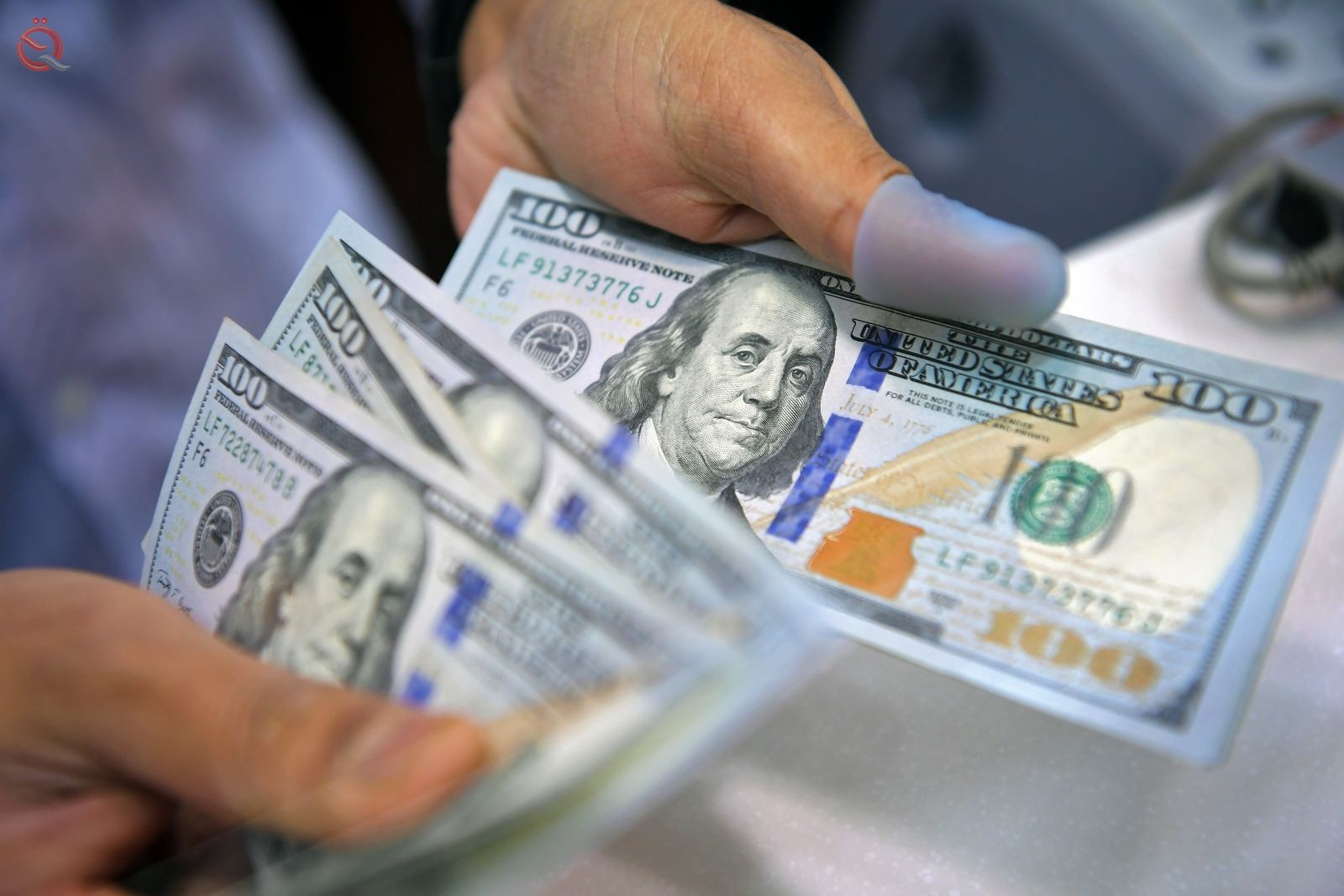 The dollar is falling in the stock market today 13680