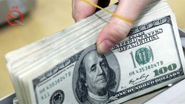 The stability of the dollar exchange rate against the Iraqi dinar 14005