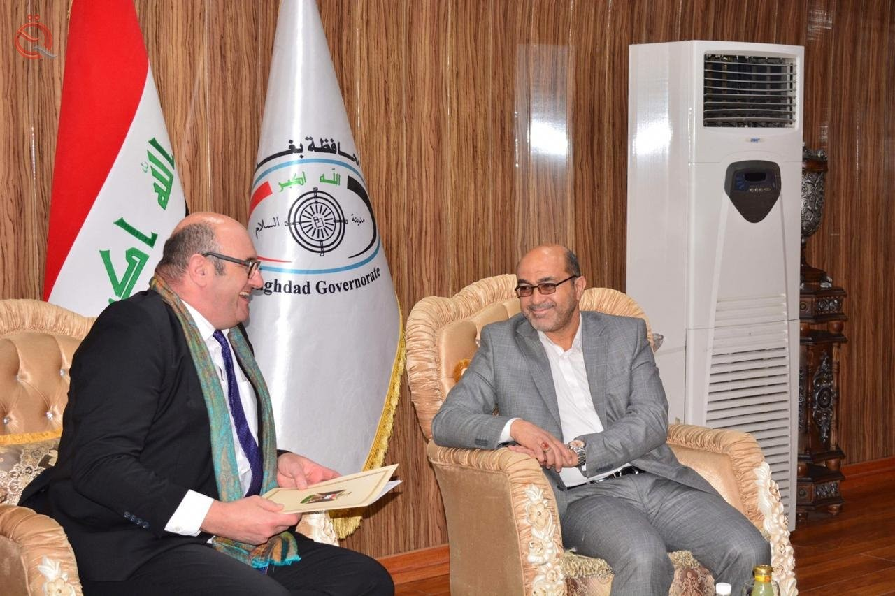Governor of Baghdad reveals the mobility to start the implementation of the train project suspended 14015
