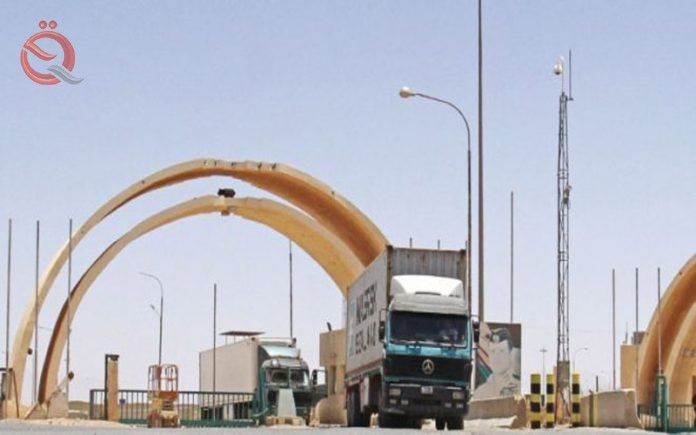 Iraq imports goods from Kuwait worth 7 billion dinars during the past month 14183