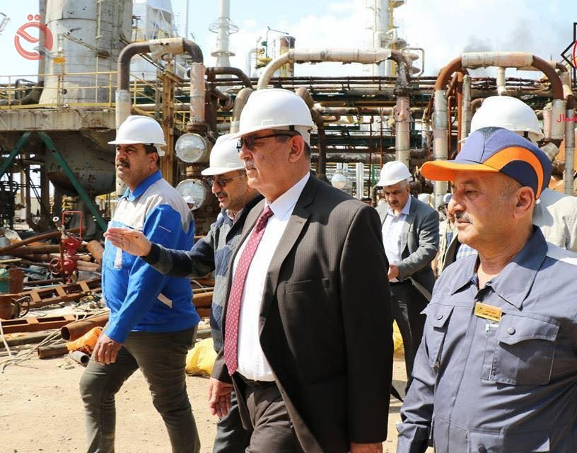 Undersecretary of the Minister of Oil: We are working to increase the production of refinery Baiji to 140 thousand b / d 14406