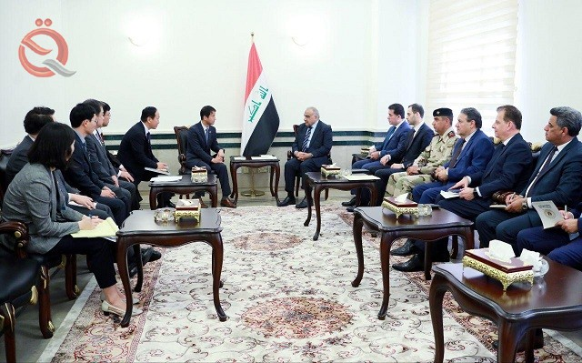 Abdul-Mahdi: Iraq seeks to benefit from the Korean experience in the development of health and agriculture sectors 14509
