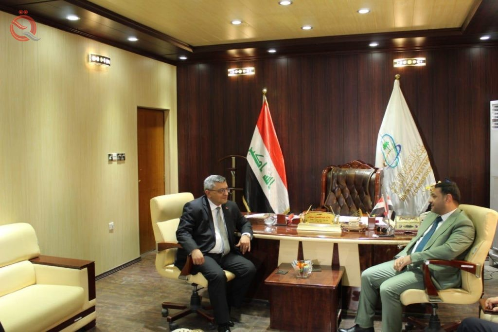 The volume of trade exchange between Iraq and Armenia reached 150 million dollars 14676