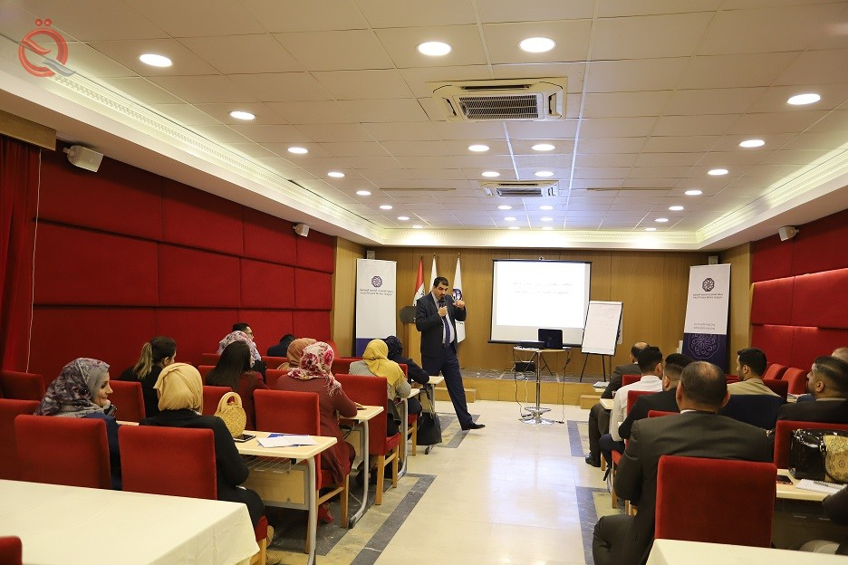 Association of Iraqi Private Banks Organizes Workshop «Capital Planning and Liquidity Planning» 14787
