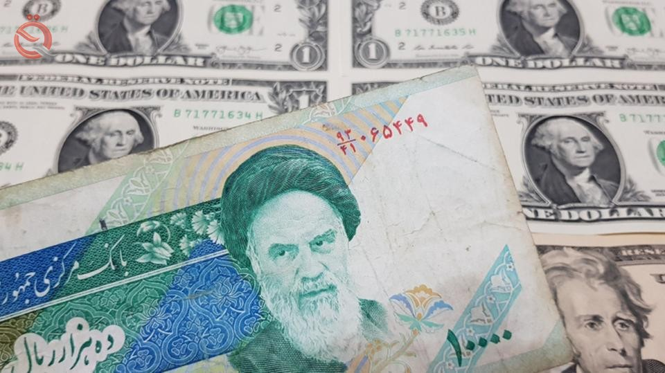Iranian currency is falling against the dollar 14955