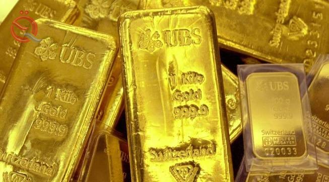 Iraq is among the top 40 countries holding gold during the first quarter of 2019 15011