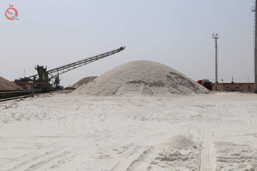 The industry is implementing a plan to increase production capacity with salmawa to 500 thousand tons per year 15023