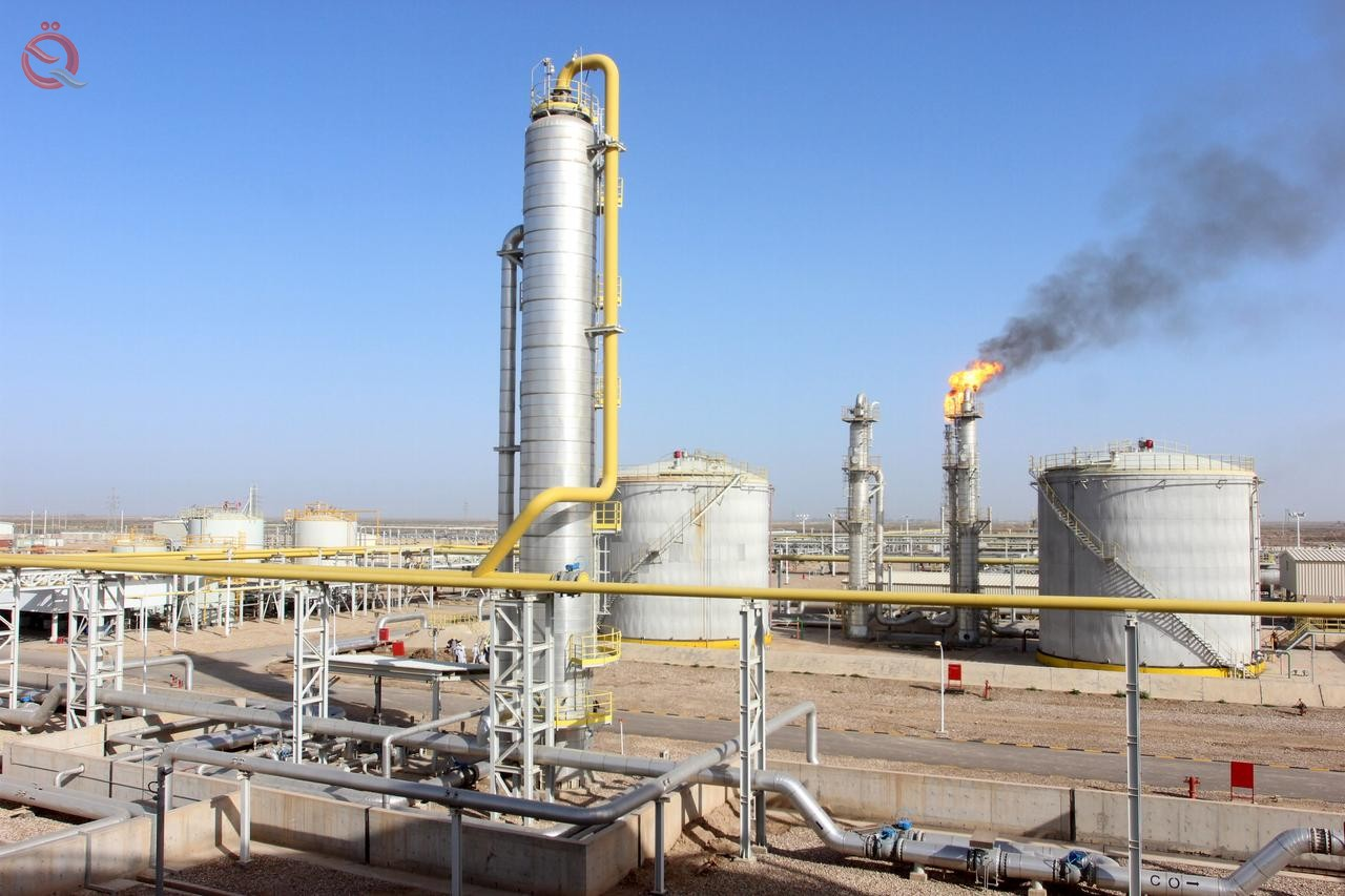 Iraq signs $ 1.07 billion deal with Chinese gas processing company 15039