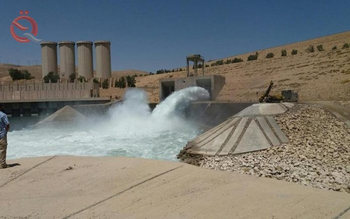 Iraq's water reserves exceed 50 billion cubic meters 15041