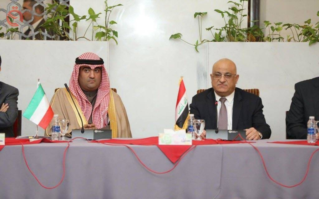 Al-Ani renews Iraq's keenness to develop trade with Kuwait 15071