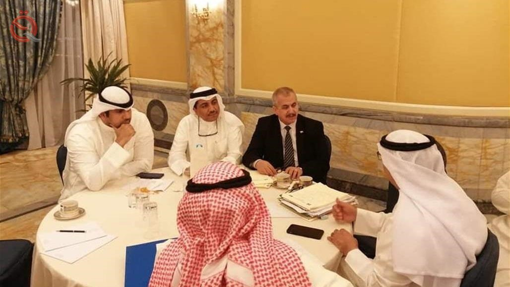 The Foreign Minister heads the work of the Iraqi-Kuwaiti Joint Ministerial Committee 15089