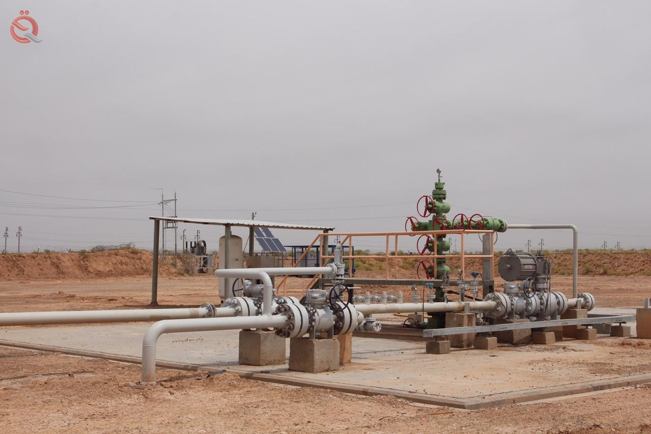 Missan Oil Company: Completion of drilling of new wells in the oil field Bzarkan 15101