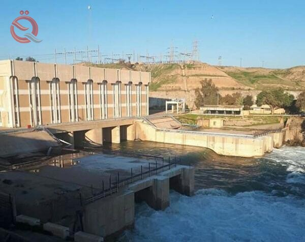 Resumption of electricity generation at Hamreen hydroelectric plant 15117