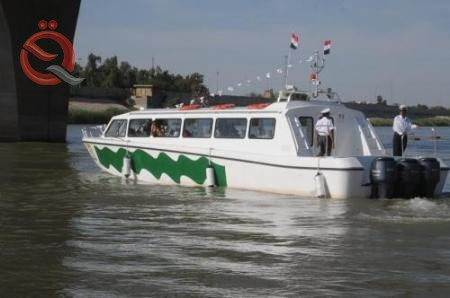 Transport is preparing to operate the river taxi from Basra to Khorramshahr 15213