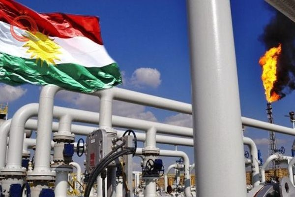 The region agrees to hand over Baghdad 250 thousand barrels of oil per day 15255