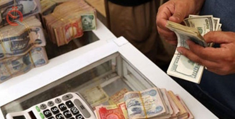 The stability of the dollar exchange rate against the Iraqi dinar 15357