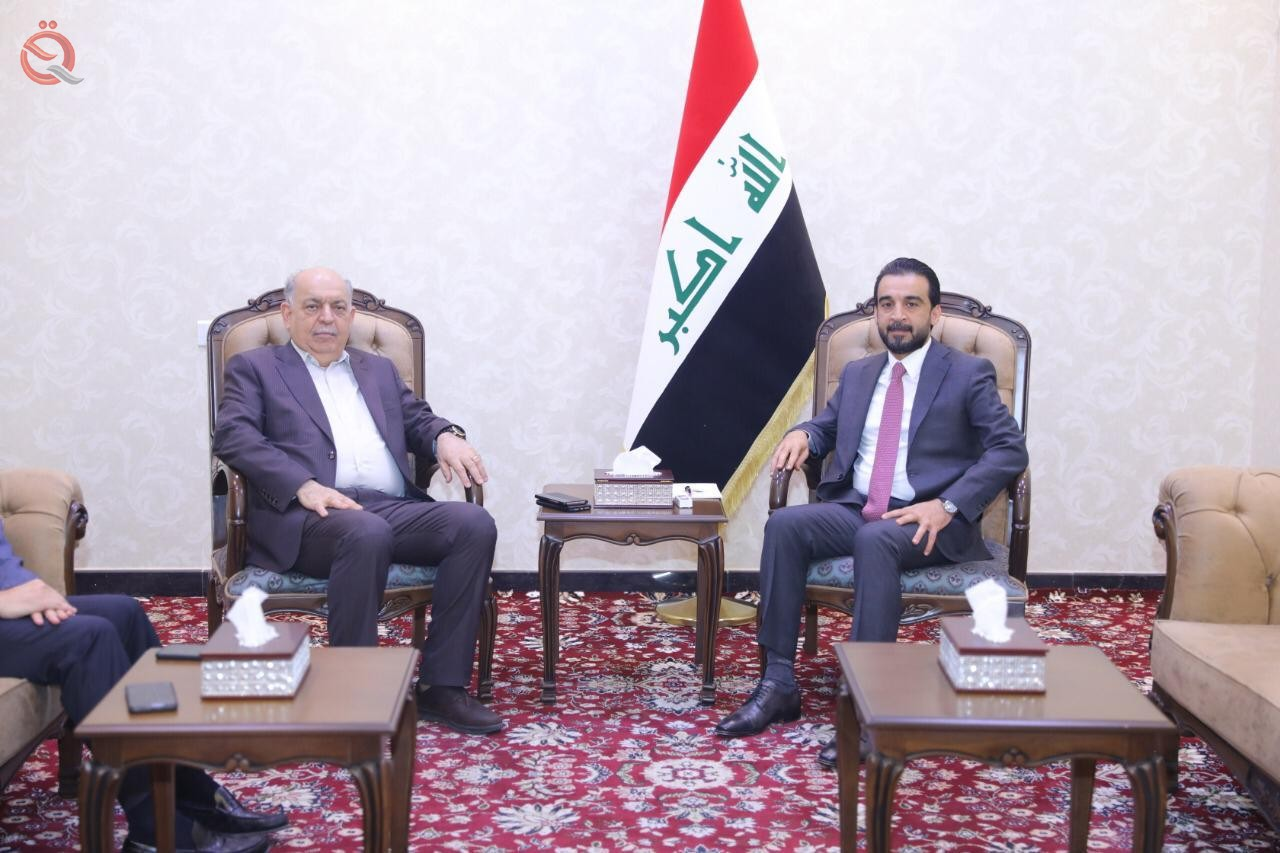 Halabousi discussed with the Minister of Oil to increase the ports of oil exports to Iraq 15405