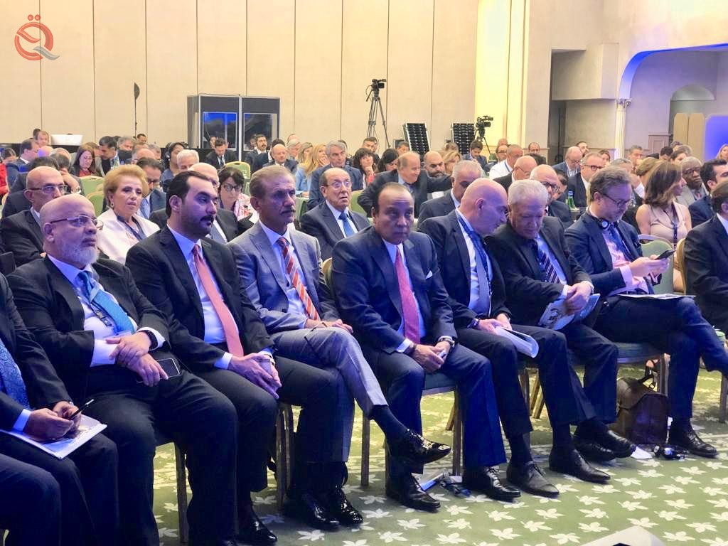 President of the Association of Iraqi Private Banks Participates in the 2019 Arab International Banking Summit 15910