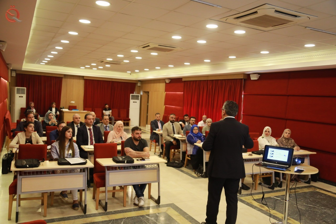The Association of Banks holds a training course in cooperation with the Union of Arab Banks and the Central Bank 15986